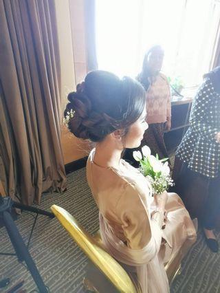 Bride Hairdo Service