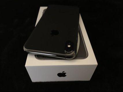 IPhone XS Max 256 黑
