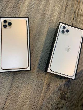 IPhone pro max 64 白 (僅拆封檢查)