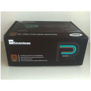 七盟 80Plus Seventeam ST-500PHS 500W 銅牌 電競 電源供應器 高轉效率85%