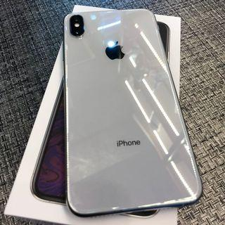 iphone xs max 64G 銀白色
