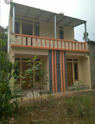 Dijual rumah baru 2 lantai
