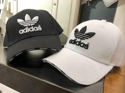 愛迪達繡帽  💯百搭經典老帽 ➰精工電繡的LOGO