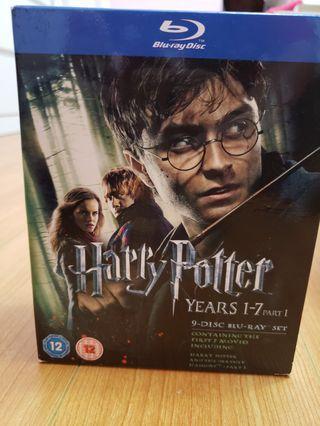 Harry Potter box set 1-7