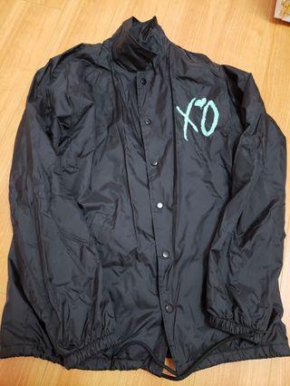 The Weeknd 2017 world tour jacket