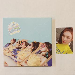 Red Velvet Summer Magic + Joy Photocard