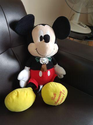 Big Mickey Mouse soft toy
