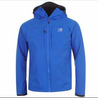 Karrimor Jacket Mens Blue/Orange
