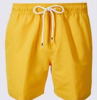 Mark and Spenser Swim Trunk Dry Fit Man