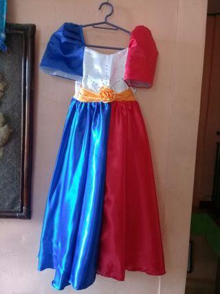 Un costume (philippines)