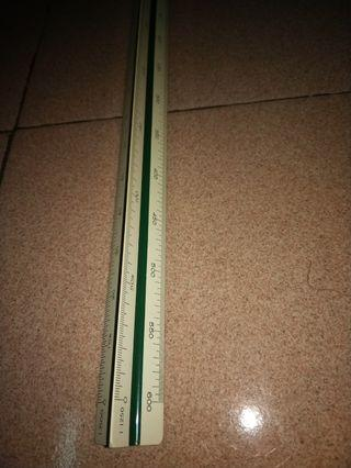 Scale Ruler C type