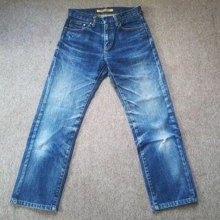 Celana jeans original Uniqlo size 27 reguler