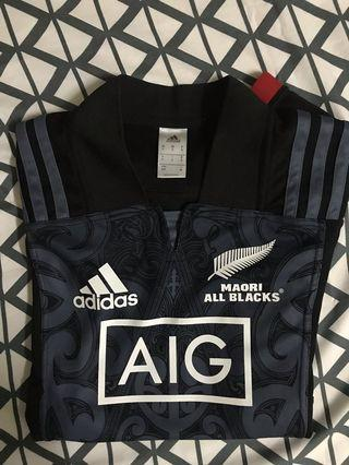 Adidas (Authentic) All Blacks Maori 2019 Jersey