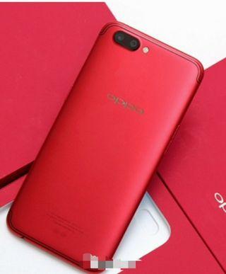 Oppo r11熱力紅 使用兩年