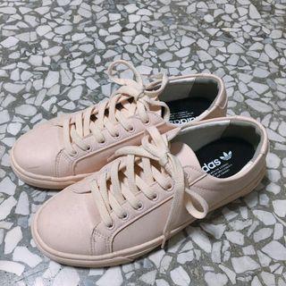 粉色板鞋 韓國帶回