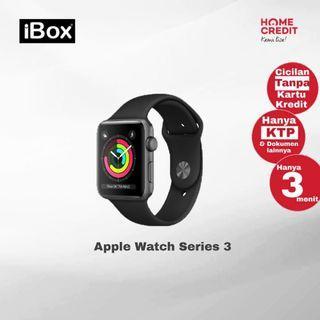 Apple Watch Series 3 Garansi 1th/Bisa Kredit Bunga 0%