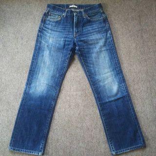 Celana jeans original Uniqlo size 29 reguler