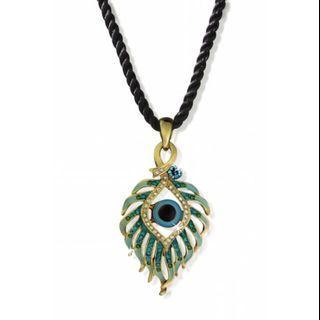 Fervor Divine Eye Necklace
