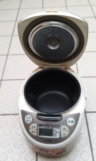電子鍋(需自清)
