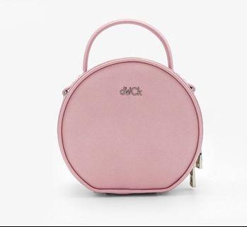 PRELOVED LOLA DUCK BAG IN COTTON CANDY