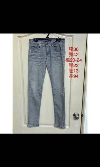 低腰小腳褲XS-S可穿