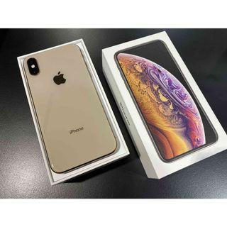 iPhoneXS 256G 金色 漂亮無傷 只要22000 !!!