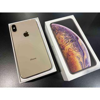 iPhoneXS Max 256G 金色 漂亮無傷 只要25500 !!!