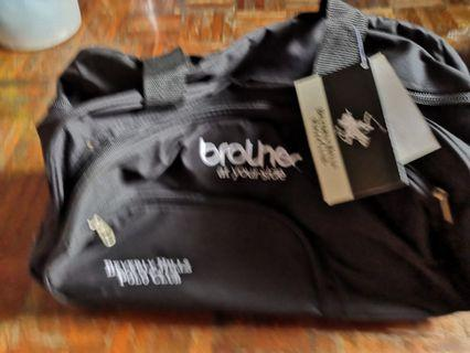 BROTHER (Beverly Hills POLO) TRAVEL bag with Roller