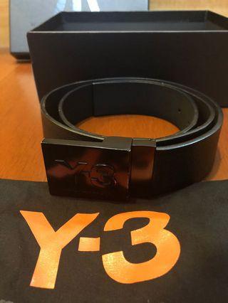 Y3皮帶(28-33腰可穿)