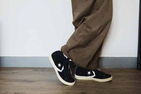 出清 19ss nonnative x converse pro leather hi us9.5