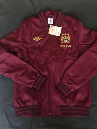 Original Man City Walk Out Jacket 2013/14