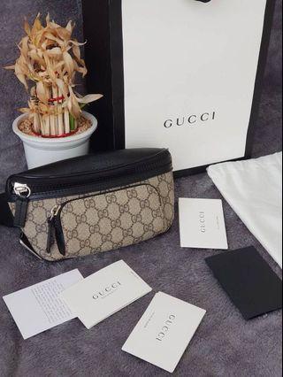 Gucci bumbag GG supreme