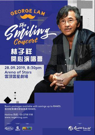George Lam concert