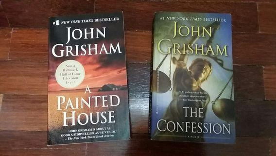 Adult Book - John Grisham Bestseller Novel
