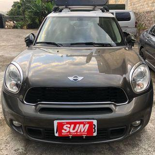 2011年 MINI COOPER S COUNTRYMAN 1.6