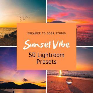 50 high quality Lightroom presets for desktop