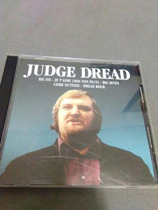 Judge Dread cd skinhead reggea punk