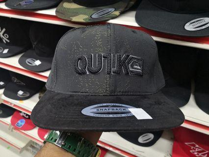 Snapback Cap Quicksilver