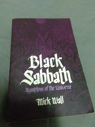 black sabbath book heavy metal