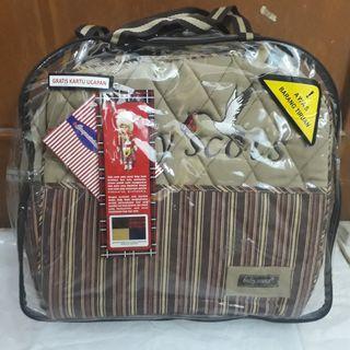 Tas Baby Scots ( Diaper Bag 3 )