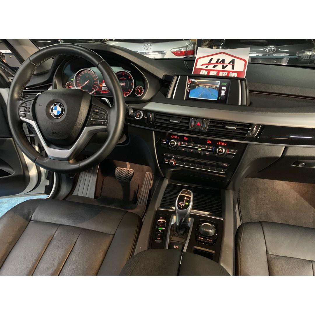 正2016年出廠 總代理新款一手車 BMW X5 XDrive25d 2.0