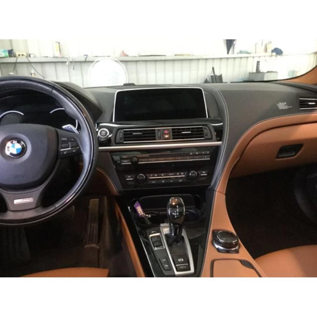 2016 BMW 640I
