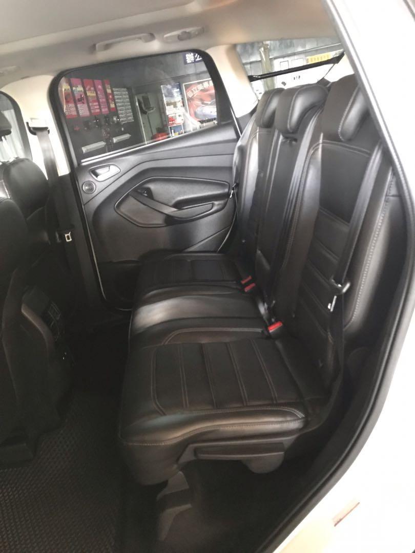 2017年Ford KUGA 里程保證少內裝外觀漂亮