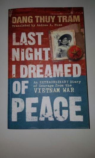 [Dang Thuy Tram] Last Night I Dreamed Of Peace