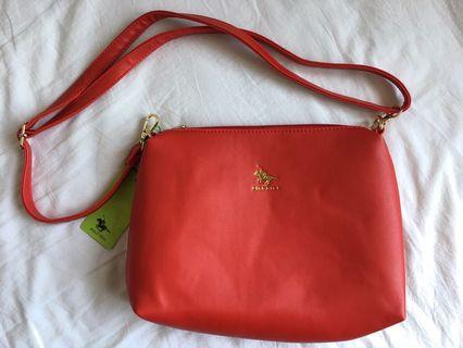 (Brand New) Polo Hill Sling Bag PHH2620