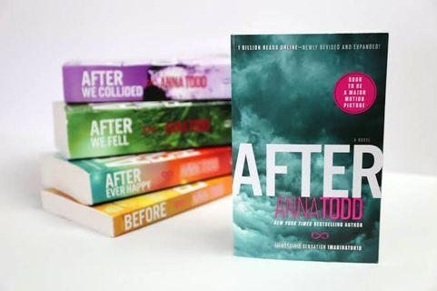 (New/English) After Series (Complete) : Anna Todd