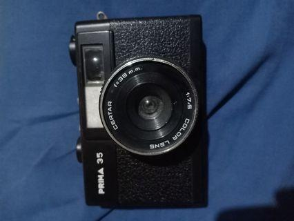 kamera analog prima 35
