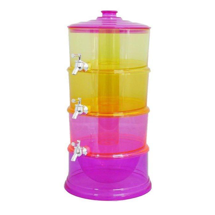 3 Layer Beverage Dispenser