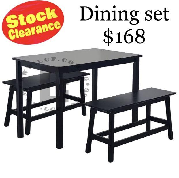 3 pcs Dining set