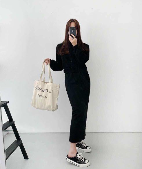 #正韓合身超顯瘦洋裝